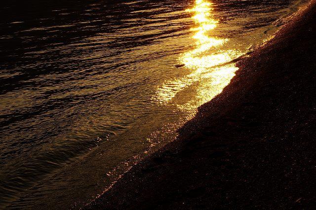 2012年4月14日支笏湖の夕景5.jpg