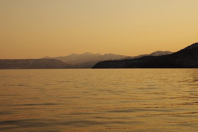 2012年4月14日支笏湖の夕景6.jpg